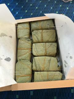 新大阪駅の柿の葉寿司の写真・画像素材[1198108]