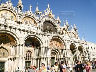 ヴェネツィア サン ・ マルコ寺院の写真・画像素材[1214904]