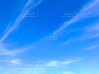 青空と雲の写真・画像素材[1409607]