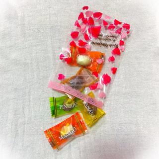 かわいいチョコレートの写真・画像素材[1422213]