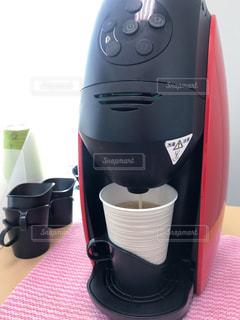 コーヒーメーカーの写真・画像素材[2172866]