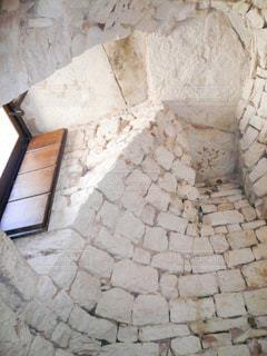トゥルッリの内部の写真・画像素材[2230436]