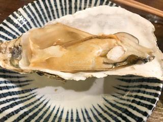 焼き牡蠣の写真・画像素材[2301193]