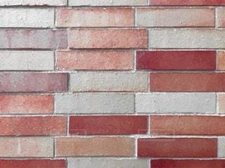 煉瓦造りの壁の写真・画像素材[2764907]