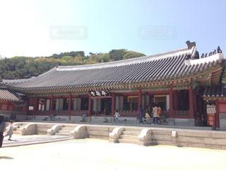 水原華城の写真・画像素材[1197786]
