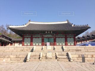 景福宮の写真・画像素材[1197789]