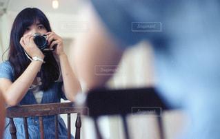 女性の写真・画像素材[140244]