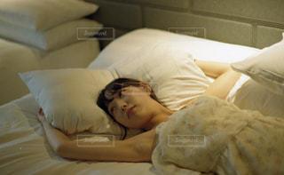 もうひと眠りの写真・画像素材[211591]