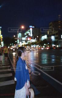 台湾の夜の写真・画像素材[230689]