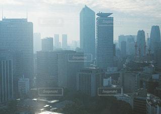 都市の景色の写真・画像素材[1099876]