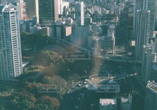 都市の高層ビルの写真・画像素材[1667020]
