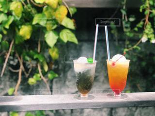 オレンジジュース1杯の写真・画像素材[2507370]