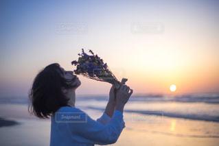 花束を君にの写真・画像素材[1201047]