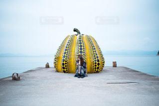 直島の旅の写真・画像素材[1211036]