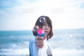 夏遊びの写真・画像素材[1275499]