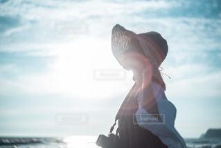 夏の足音の写真・画像素材[1284589]