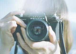 ファインダー越しの私の世界の写真・画像素材[1301038]