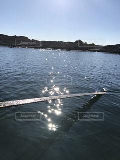 小さなボートの写真・画像素材[1199599]