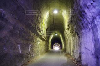 トンネルの写真・画像素材[1222252]