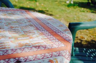 昼下がりのピクニックの写真・画像素材[1199557]