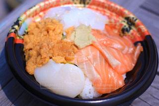 海鮮丼の写真・画像素材[1199914]