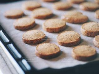 手作りクッキーの写真・画像素材[1542600]