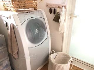 洗濯機の写真・画像素材[1273839]