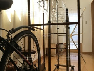 自転車の写真・画像素材[3664697]