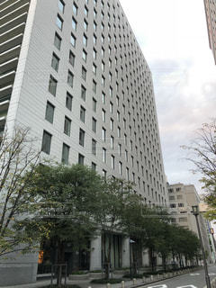 都市の高層ビルの写真・画像素材[1524434]