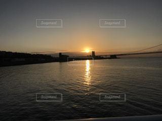 日の出の写真・画像素材[1202048]