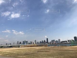 大都市の風景の写真・画像素材[1202051]