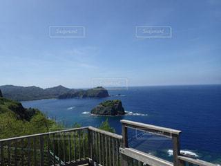 父島 ウェザーステーションから眺めの写真・画像素材[1204144]