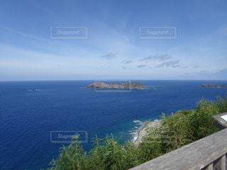 父島  ウェザーステーションからの眺めの写真・画像素材[1204926]