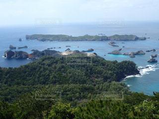 父島   高山からの眺め - No.1205019