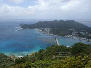 父島  旭山からの眺め - No.1206475