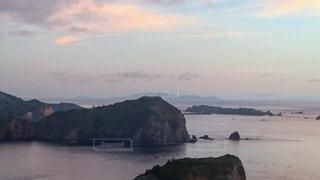 父島  ウェザーステーションからの眺めの写真・画像素材[1223575]
