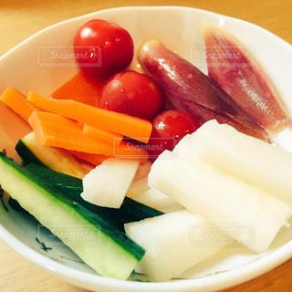 夏野菜のピクルスの写真・画像素材[1202528]