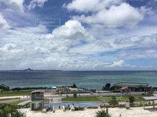 快晴の海!の写真・画像素材[1202846]