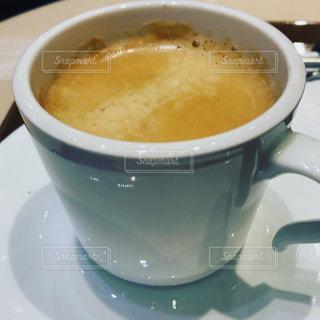 一杯のコーヒーの写真・画像素材[1535612]