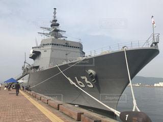 水体の大型船の写真・画像素材[1303900]
