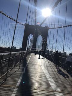 ブルックリン橋の写真・画像素材[1885865]