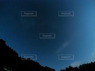 夜空 星空 長野 阿智村の写真・画像素材[1765871]