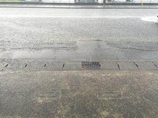 大雨洪水の写真・画像素材[1765908]