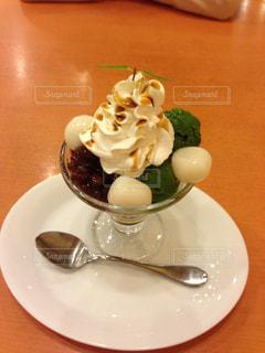 チョコレートデザートの写真・画像素材[1766399]