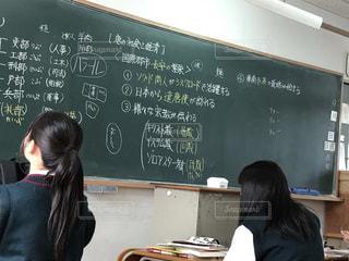 授業中 - No.1235820