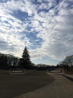 空の雲の写真・画像素材[1213227]
