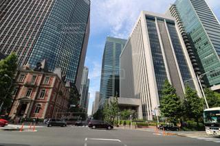 都市の高層ビルの写真・画像素材[1207781]