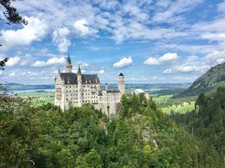 ドイツ ノイシュヴァンシュタイン城の写真・画像素材[1207294]