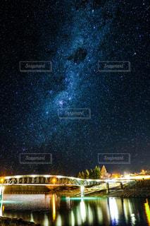 テカポの夜空の写真・画像素材[1379121]