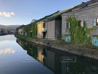 小樽運河の写真・画像素材[1443395]